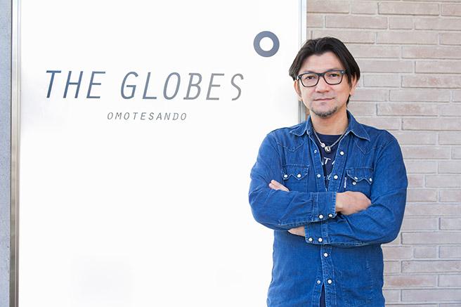 CLIP'STYLEインタビュー THE GLOBES 森泉謙治