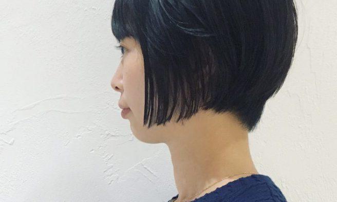 絶壁 ヘアスタイル 美髪 美シルエット