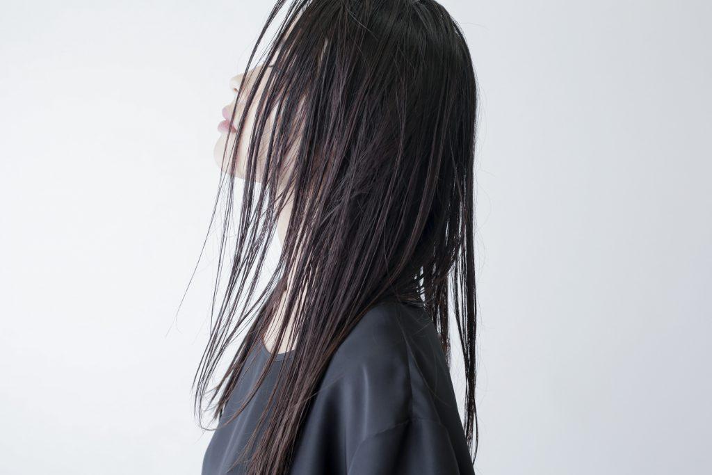 乾かすだけでキマる髪