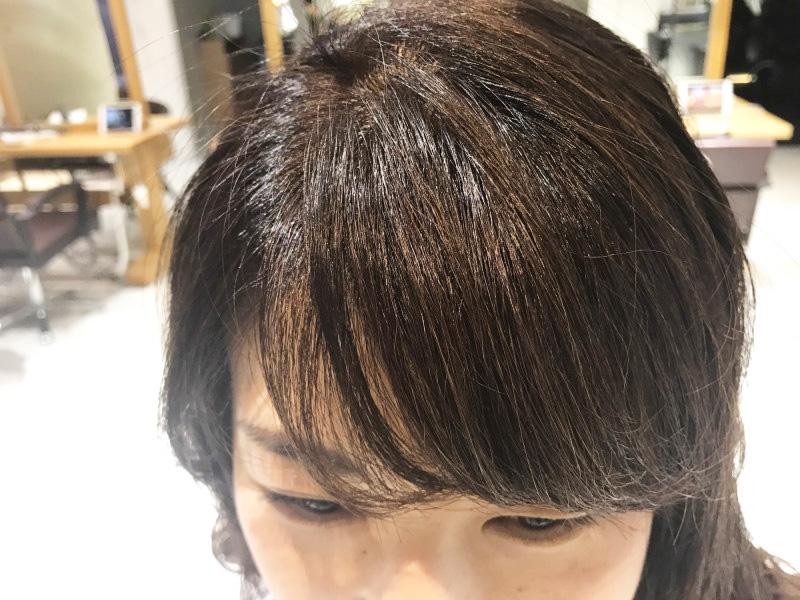 AnZie 坂狩「前髪パーマ」