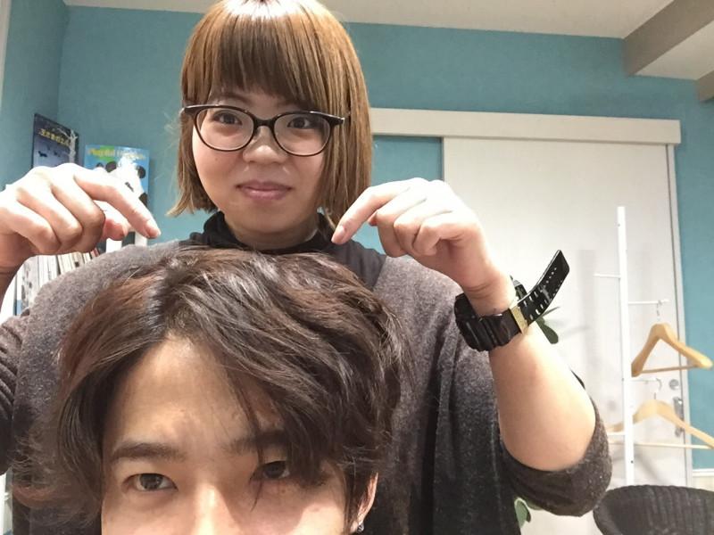 自分の髪の経年劣化について、早速AnZieのスパマスターに相談してみた