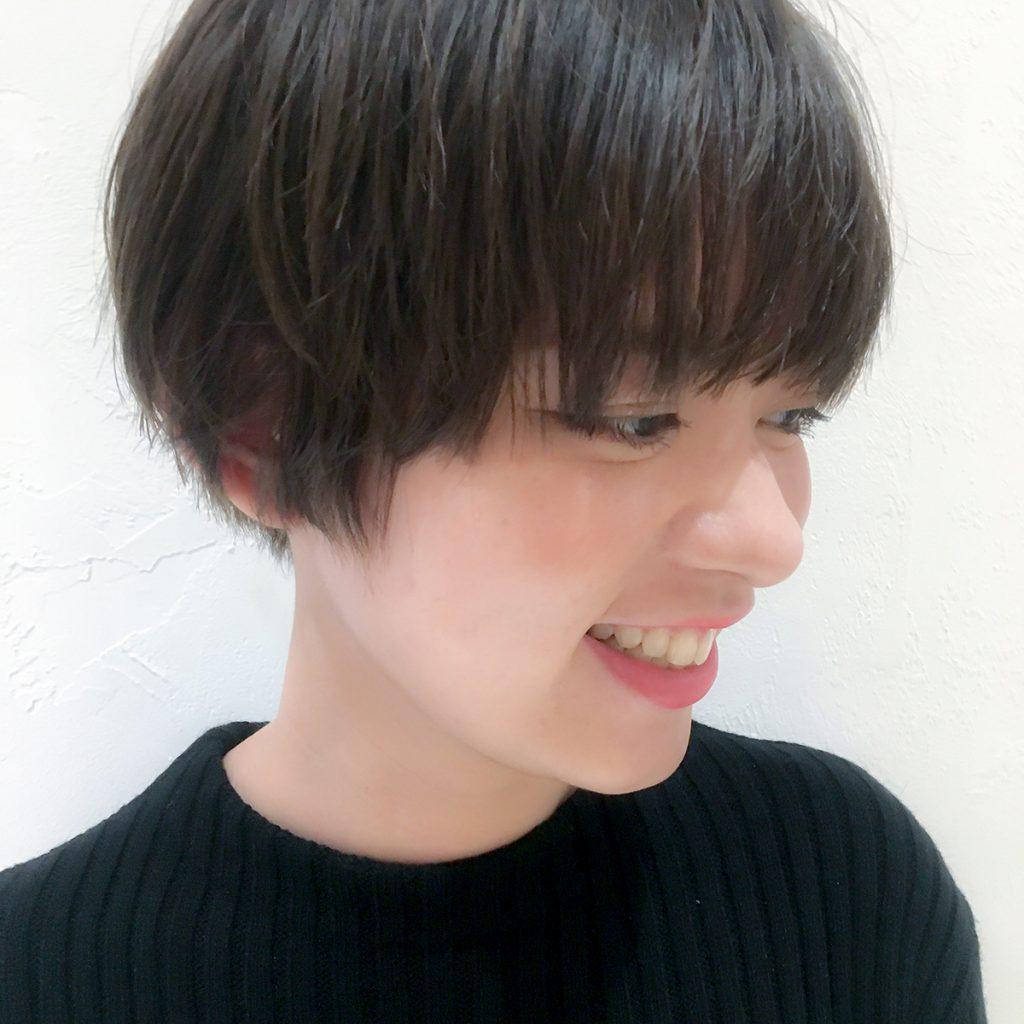 笑顔がステキなShioriちゃん
