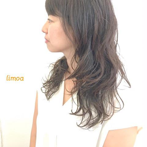 limoa代官山_パーマ7