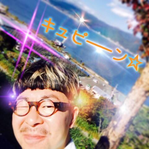 ニワちゃんキュピーン☆