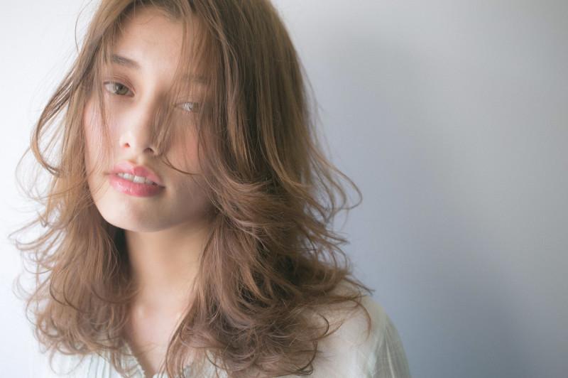AnZie_坂狩_毛先だけパーマ_ヘアアレンジ髪7
