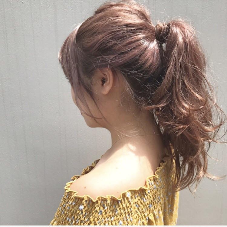 SENSEHair_ニタキ_ヘアアレンジ1