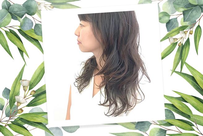 森山 章弘/limoa/イメチェンパーマ