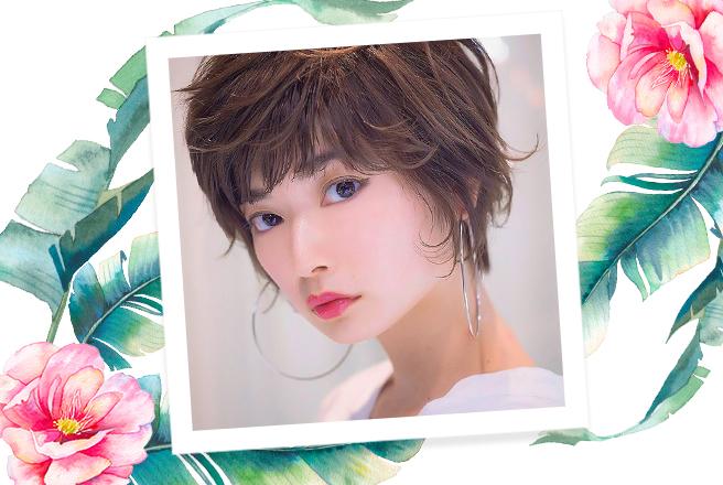 STYLIST:渡辺 一正/AnZie aoyama/まどろみショート