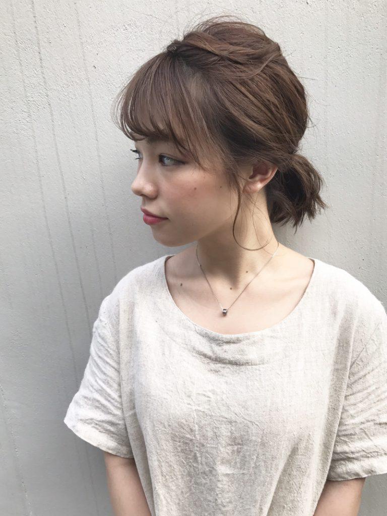 SENSEHair_ニタキ_ボブ_ヘアアレンジ_2