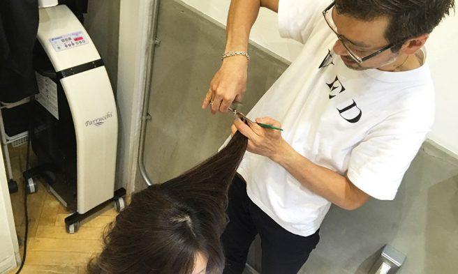 チリチリ毛をなくす方法&スタイリング剤の正しいつけ方 limoa
