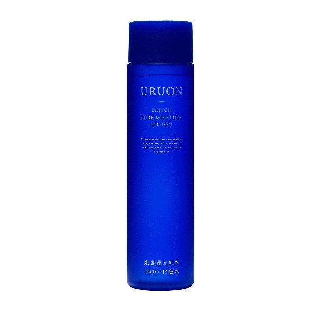 夏枯れ肌を潤す化粧水 URUON(ウルオン)うるおい化粧水