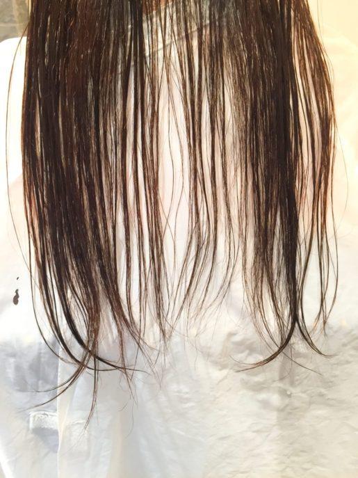 SENSEHair 中島 ロングヘア 色気 垢抜け 白髪 6