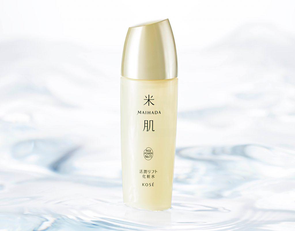 夏枯れ肌を潤す化粧水 米肌 活潤リフト化粧水