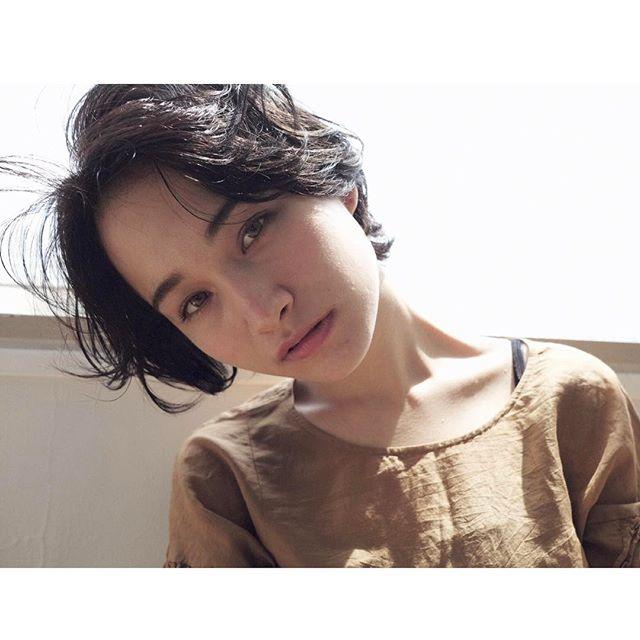 AnZie_坂狩_毛先だけパーマ_色気カール_ショート_6