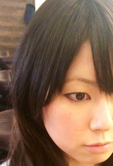 エリカちゃんの髪の状態