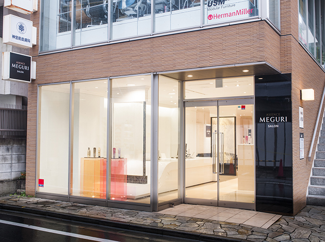 「ASIENCE MEGURI SALON」