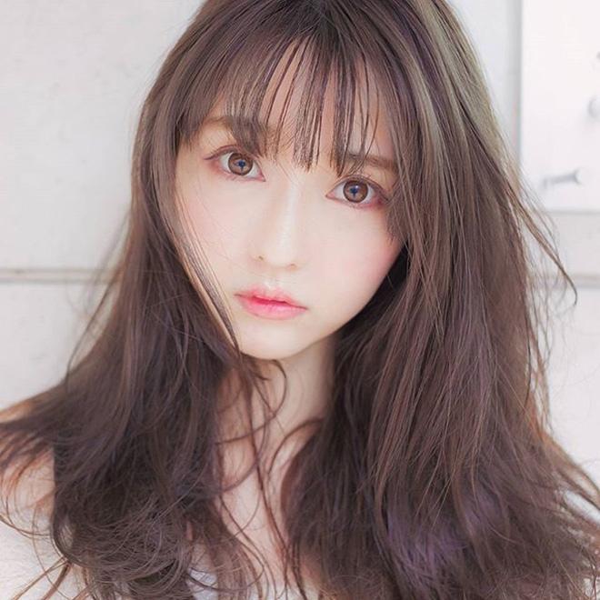 AnZie ナベメイク ぷつっとバング アドミオカラー