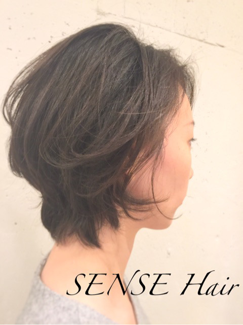 ケイコちゃんのニューヘア