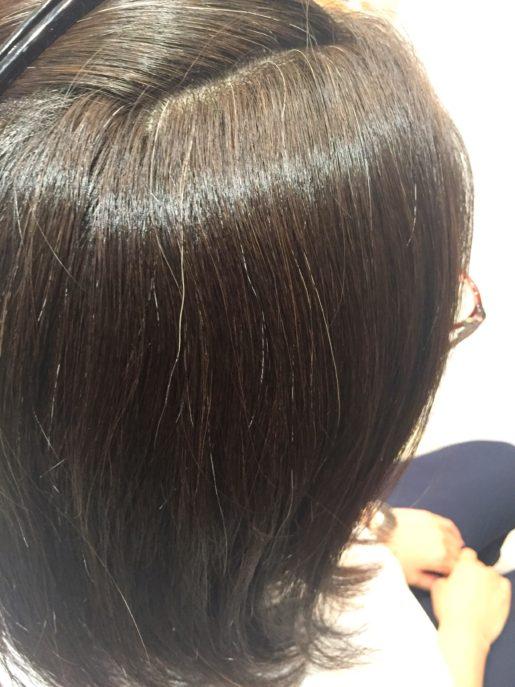 SENSEHair 中島 白髪染め 白髪 香草カラー