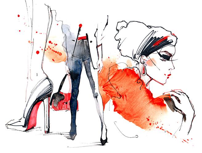 「メイク」と「ファッション」のバランス