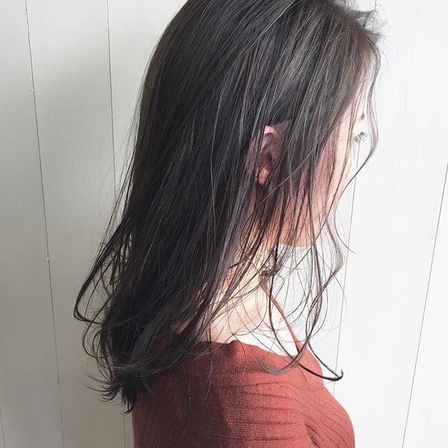 hair brace 千葉 伊地 顔周りの髪