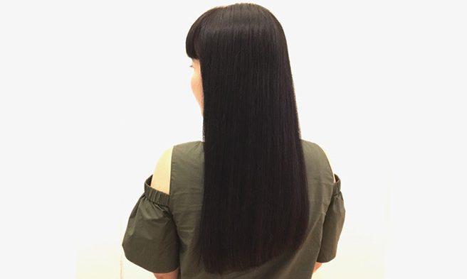 チリチリ髪 チリチリ髪直し方 チリチリ髪改善 美髪