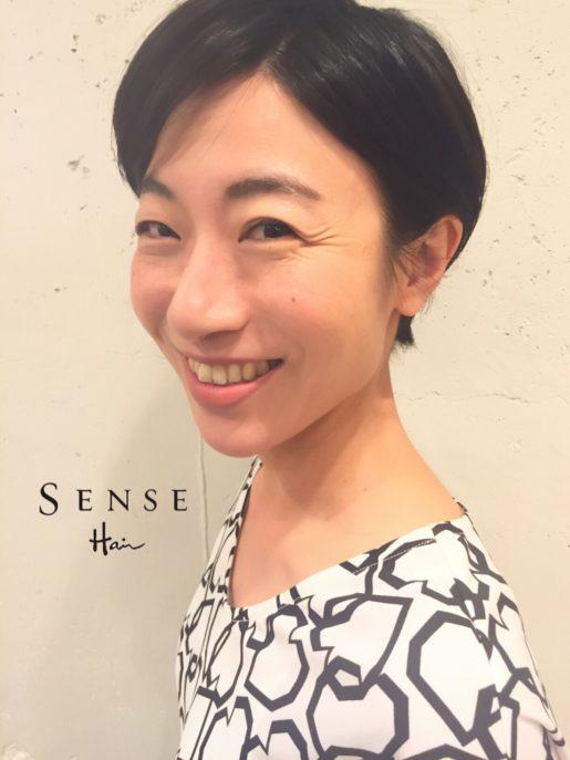 キヨミさんのニューヘア