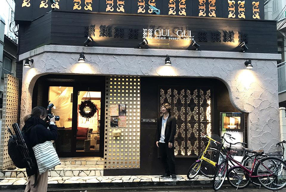 GULGUL 美容室社長 GULGUL表参道店 大河内隆広 個室型美容室 プロジェクションマッピング NOLIMIT
