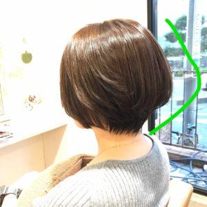 milco 渡邉 直毛 絶壁 ショートヘア