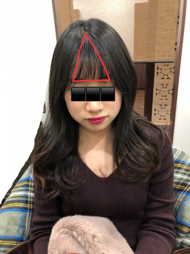 GULGUL表参道 平石 前髪 小顔カット 指名