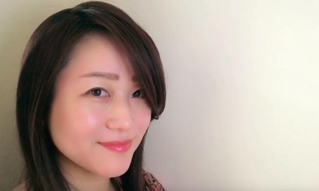 40歳からの上品メイク メイク動画 優しい目元のつくり方 babu MiMC キャンメイク アイシャドウ ハイライト