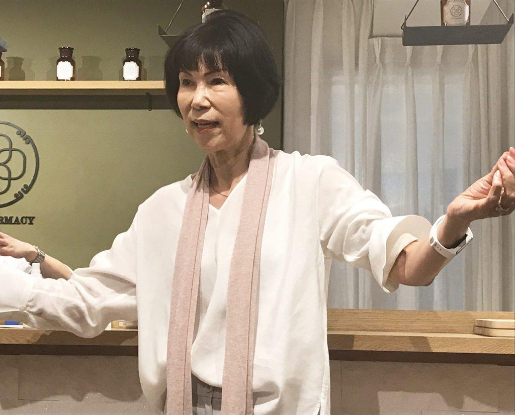 サンナチュラルズ 堀社長 ホホバオイル オイル美容 KEIKO種