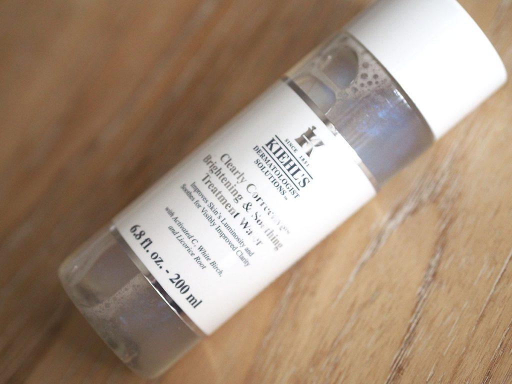 キールズ DS クリアリーホワイト トリートメント トナー エクスフォリエーティング クレンザー 化粧水 美白