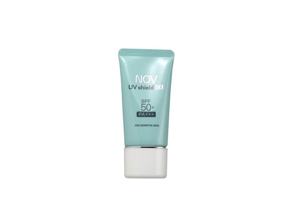 クリップクリップ 美容メディア 日焼け止め UVクリーム 敏感肌 うっかり焼け NOV オーガニックコスメ