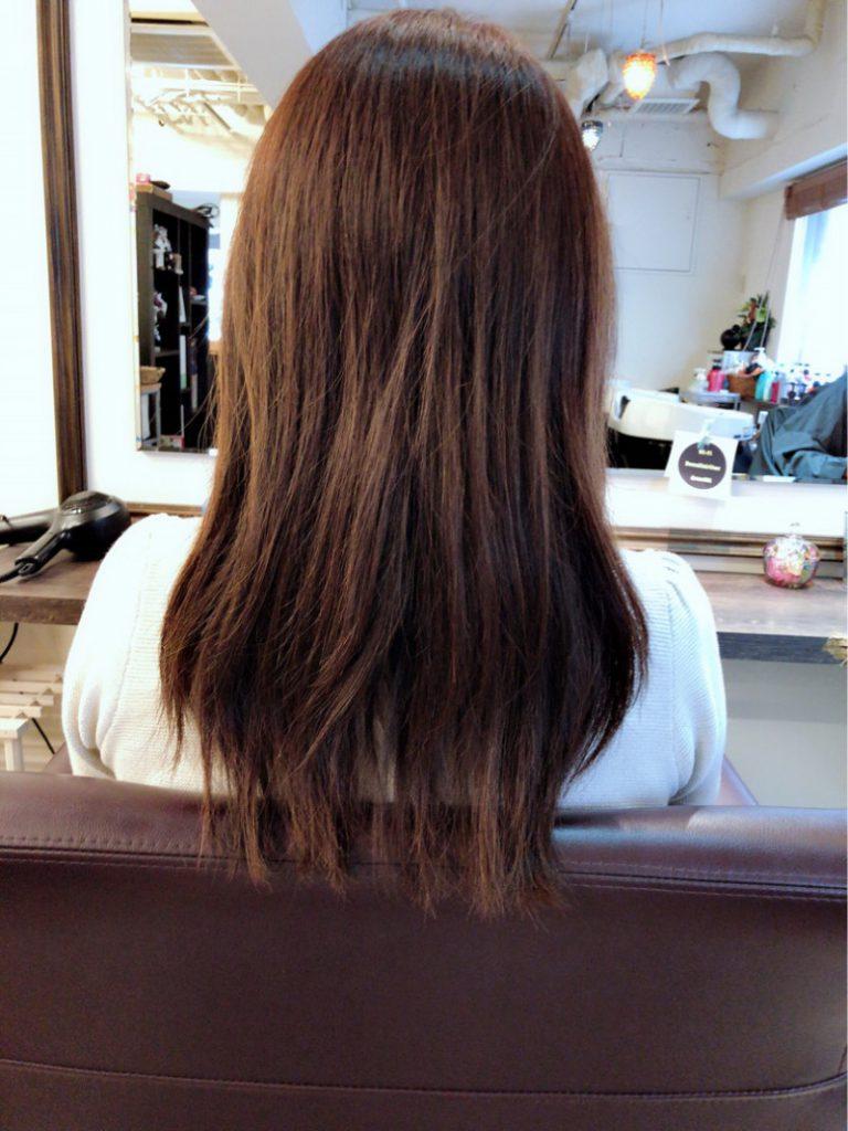 ヘアドネーション 髪の量が多い ドライヤー パサつき 広がり クセ毛 枝毛