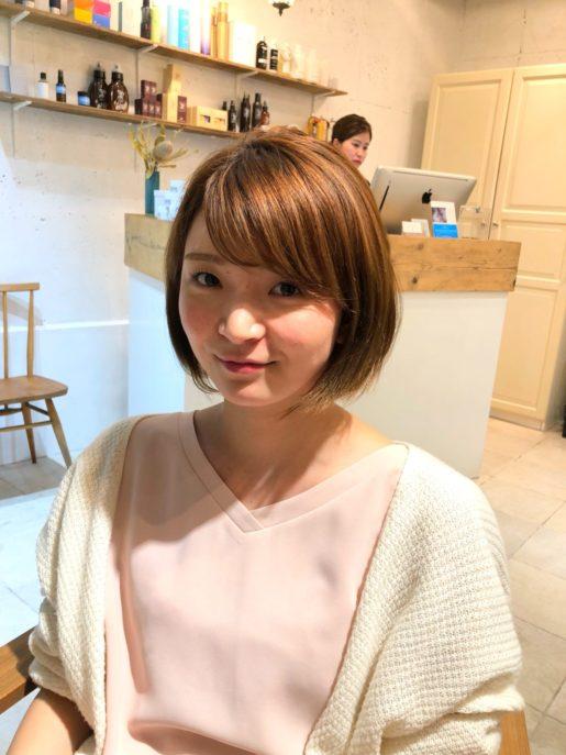 SENSEHair ショート フェミニンショート 可愛いショートヘア モテ髪