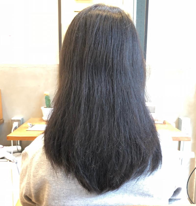 うねり髪_チリチリ髪をなくす方法