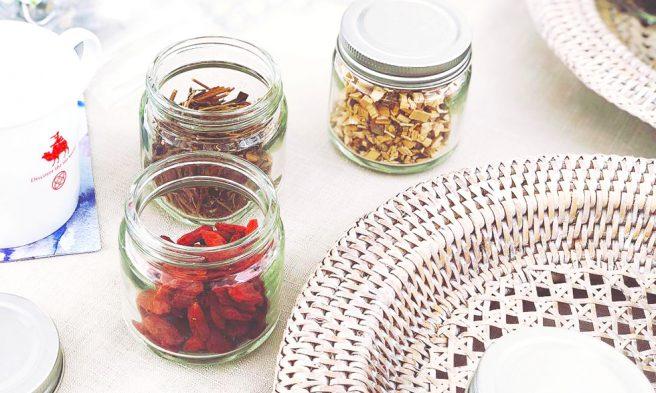 清熱・解暑作用のある食材 白金美容薬膳