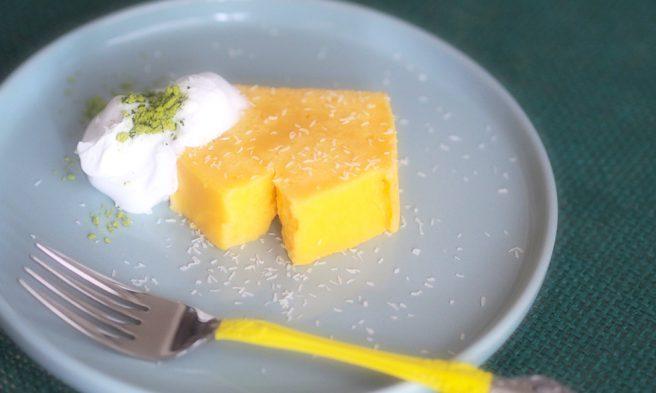 グルテンフリー_レモンパウンドケーキ