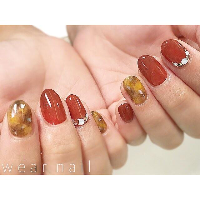 wear_nail 写ネイル レオパード