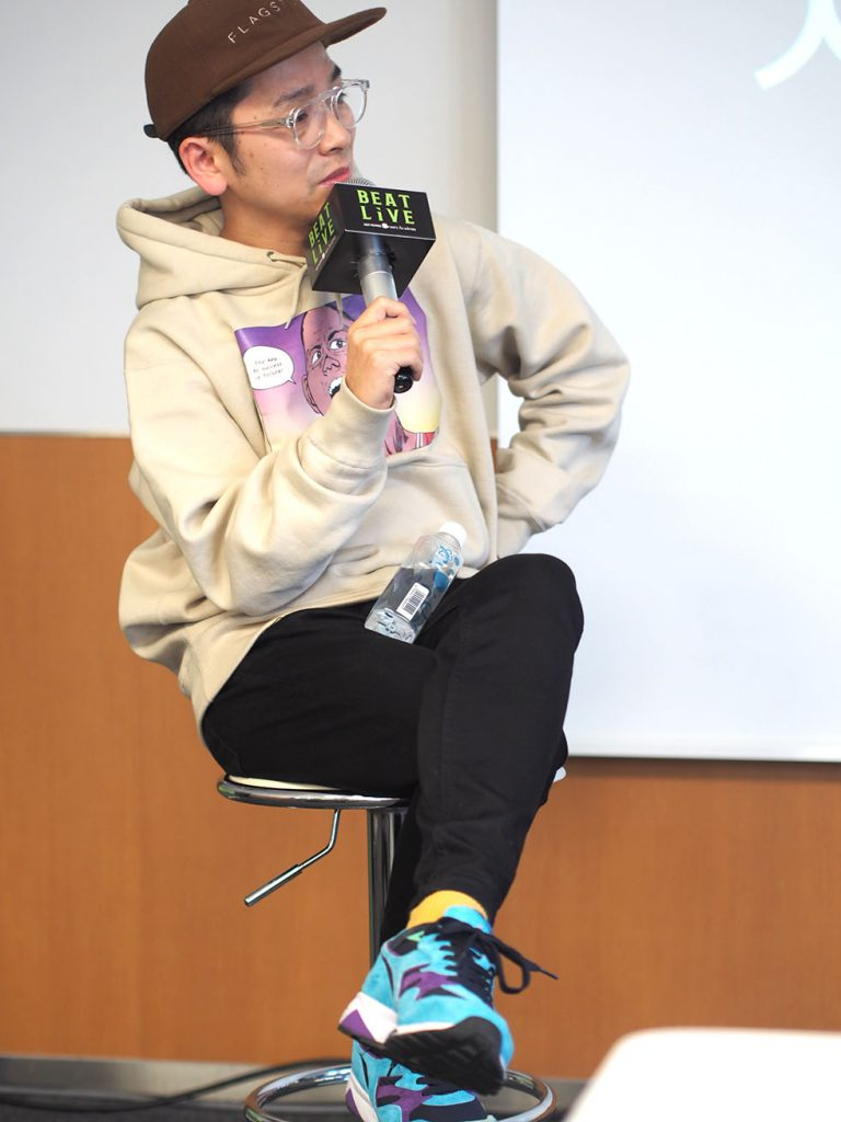 「BEAT LIVE Vol.12」西川 ビートライブ