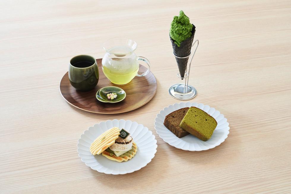 新橋 お茶 デリ カフェ