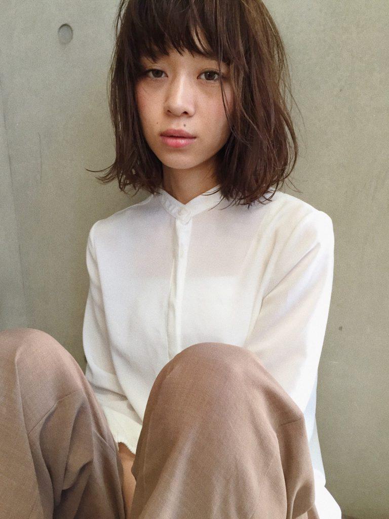 クエン Quen 渋谷 美容室 木島