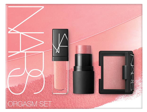 NARS ORGASM 2019 COLLECTION NARS meeco限定アイテム