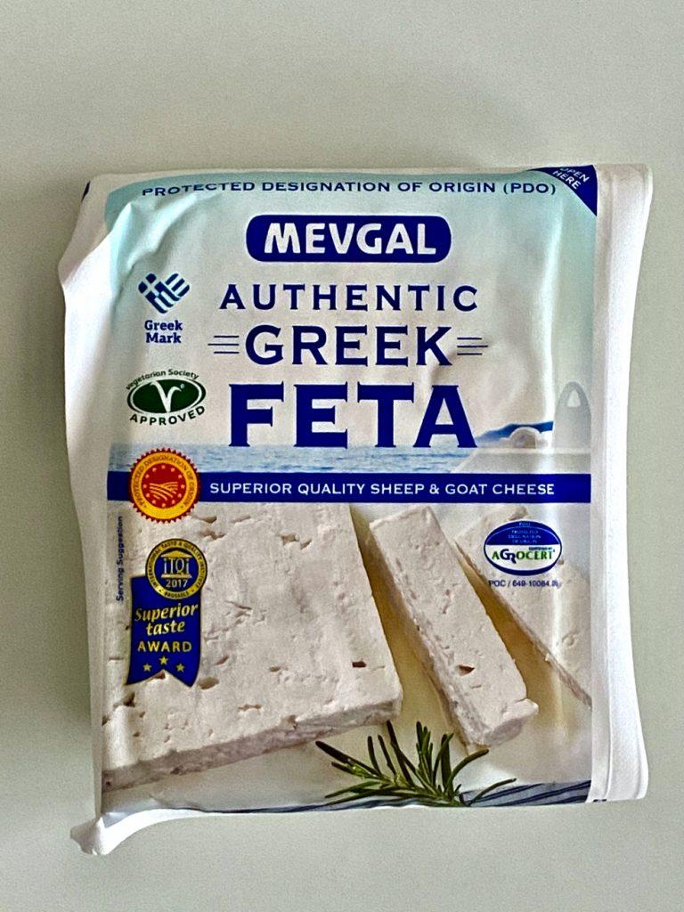 ギリシャ フェタチーズ
