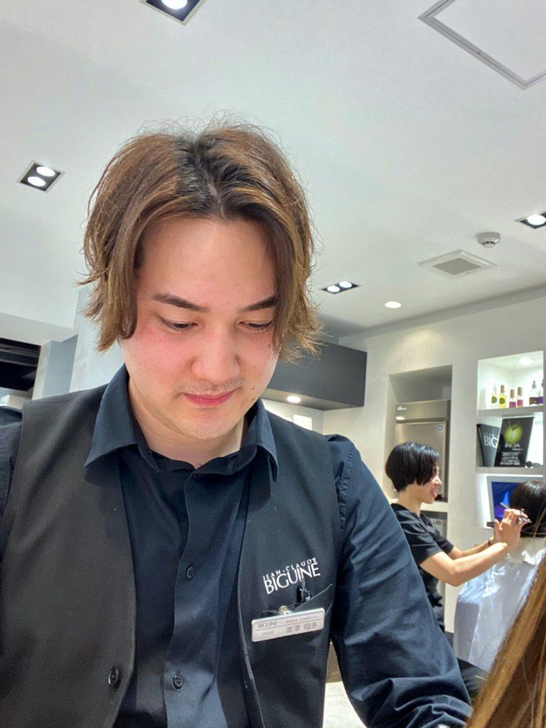 表参道 美容室 ジャン・クロード・ビギン
