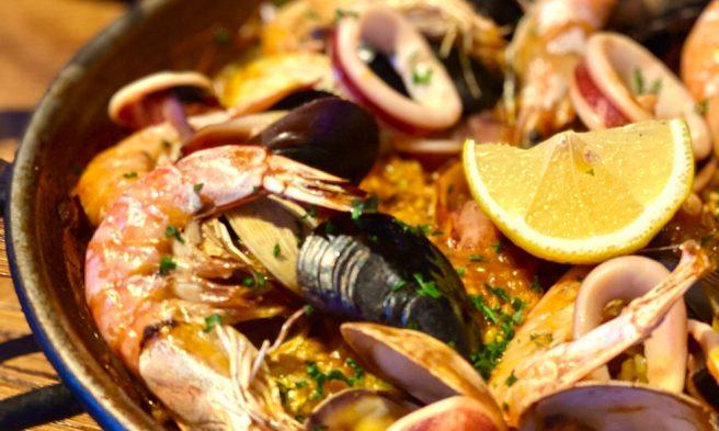 タベルナ デ エスパーニャ フラガンテウーモ 恵比寿 スペイン料理