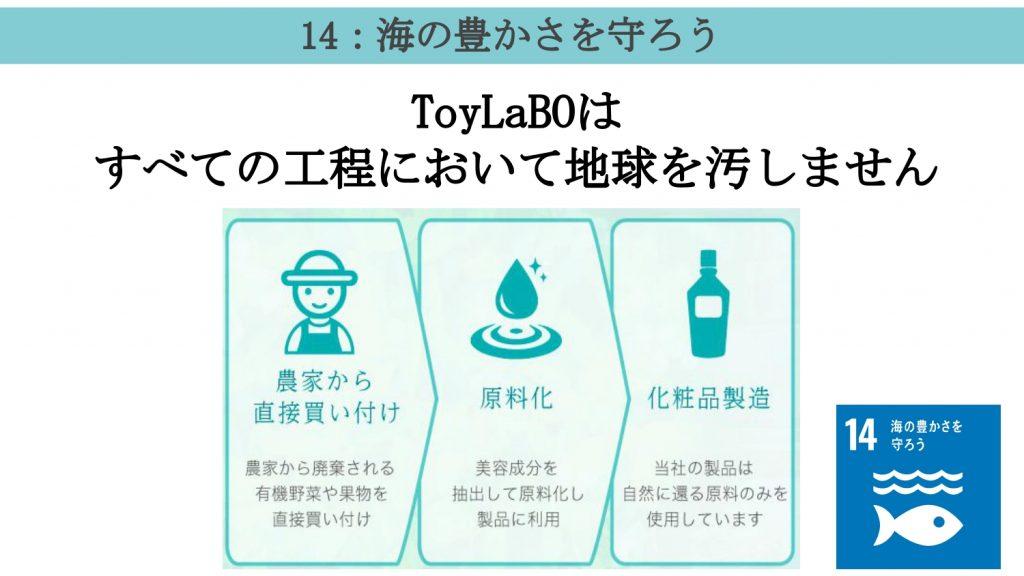 ToyLaBOオーガニックヘアオイルエマルジョン