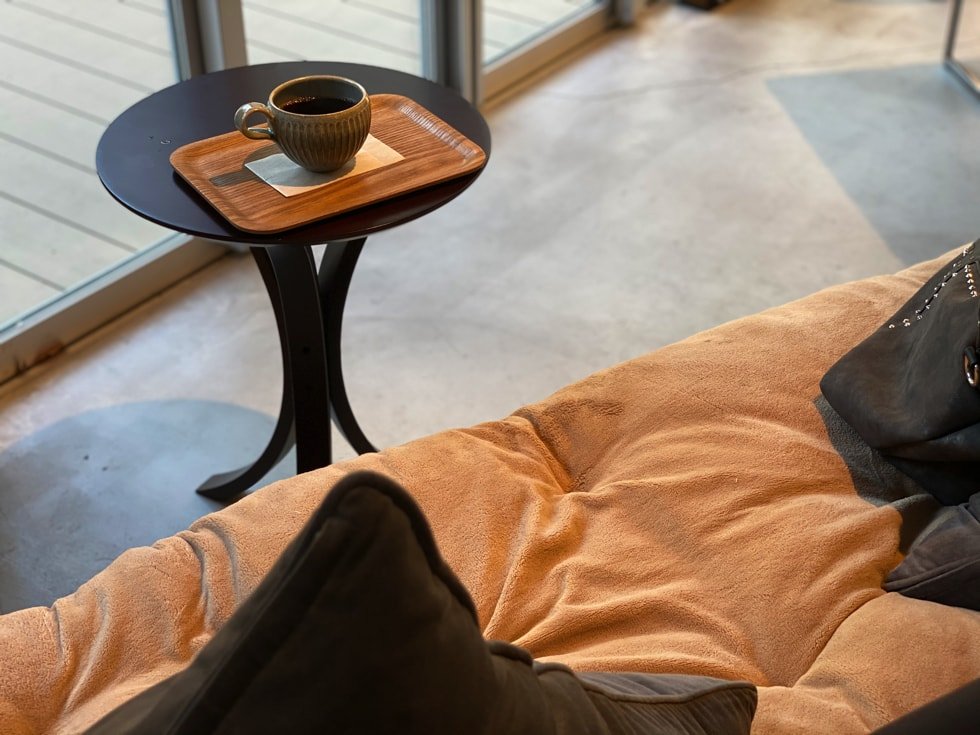 新宿の老舗珈琲店「但馬屋珈琲店」コーヒー