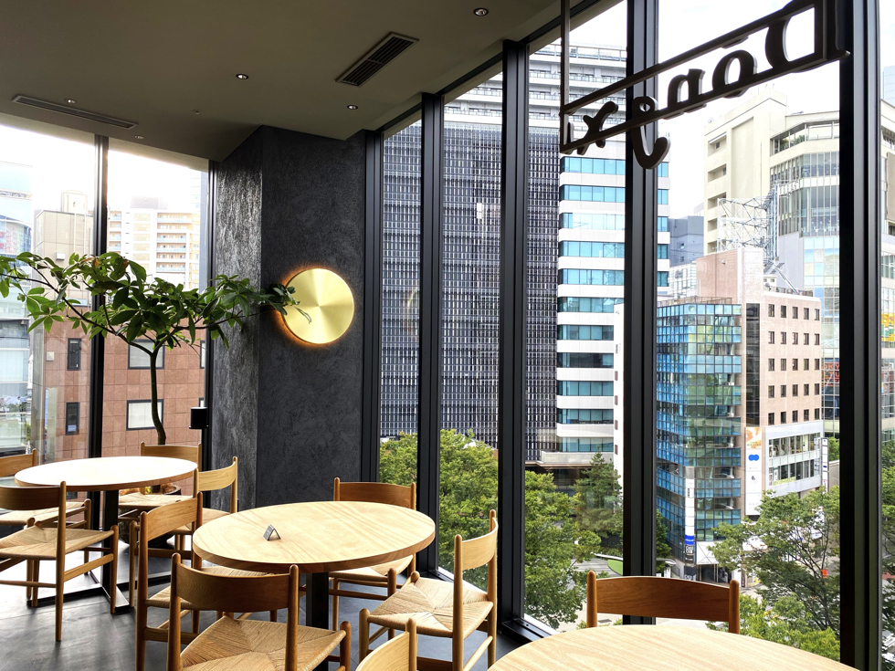 ホテル「sequence MIYASHITA PARK」渋谷 モーニング